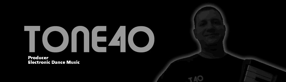 Tone40 – EDM Producer